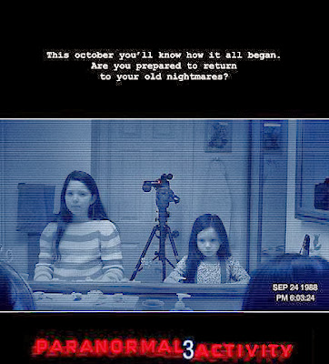 Poster Of Paranormal Activity 3 (2011) In Hindi English Dual Audio 300MB Compressed Small Size Pc Movie Free Download Only At worldfree4u.com