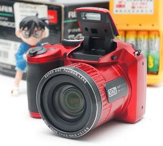 Fujifilm S4800 - Kamera Prosumer Bekas