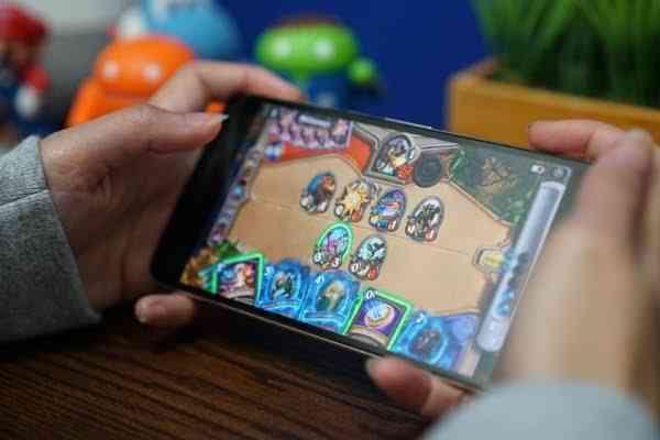 Aplikasi ngemod game android
