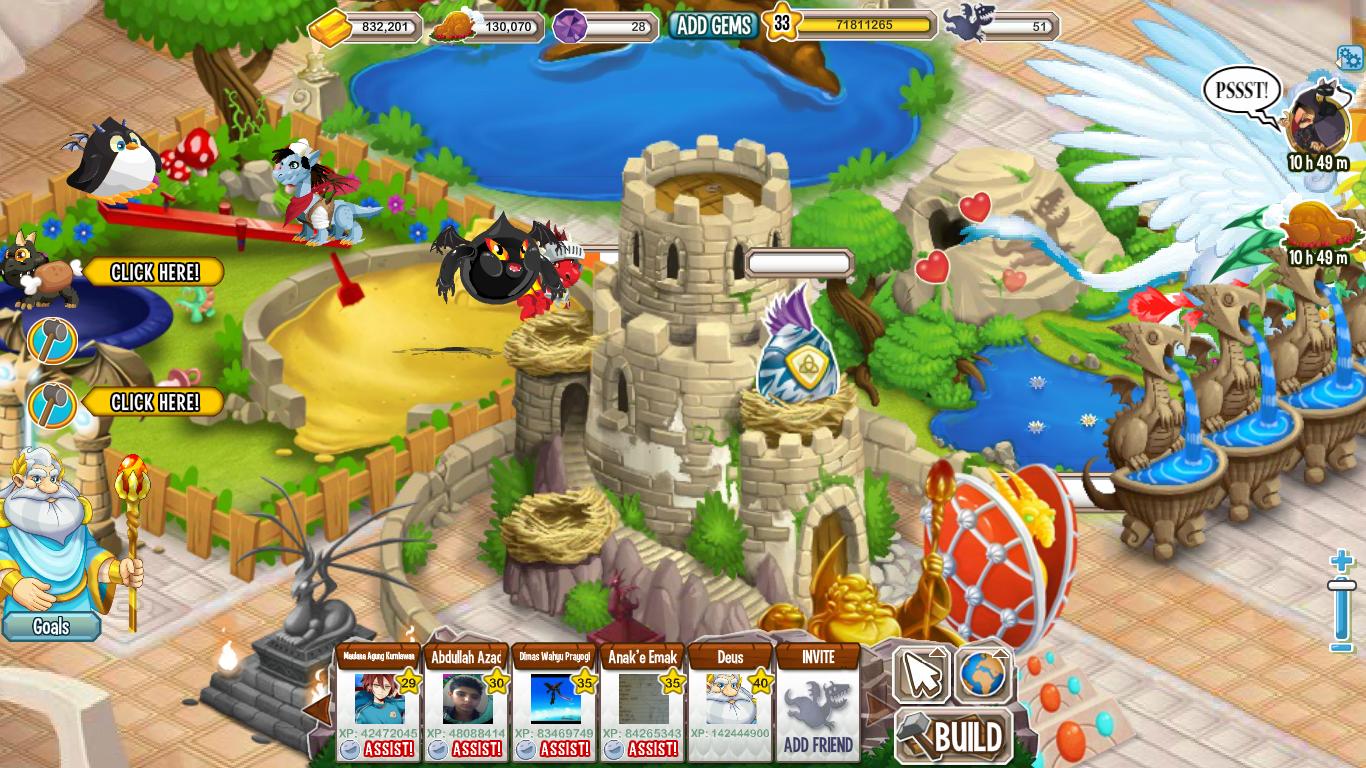 Dragon City Bhineka Tunggal IkaMacaem Macem Neng Blog IKi Thok