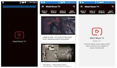 Metal Music TV