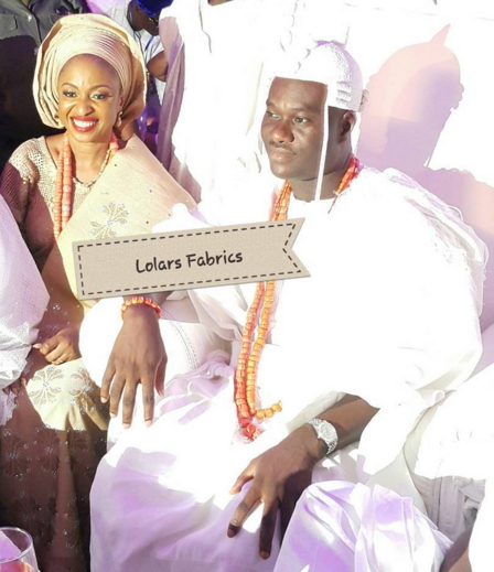 Adeyeye ogunwusi wedding pictures
