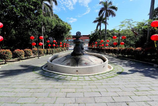 花蓮景點 和南寺