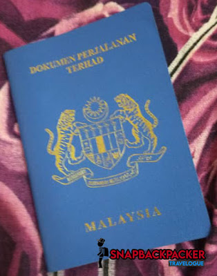 Dokumen Perjalanan Terhad Borneo