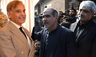 Shahbaz Sharif expresses gratitude on Khawaja brothers' bail