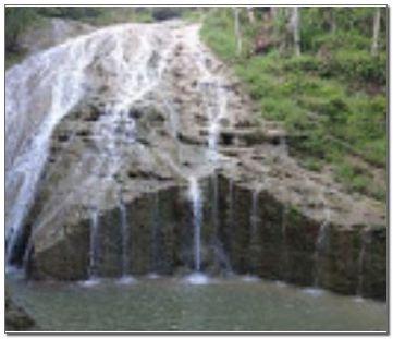 Wisata Air  terjun di Bantul Jogja