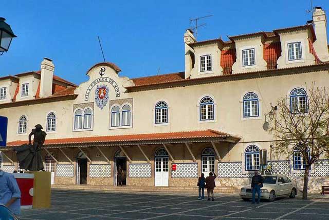 Vila Franca de Xira Station