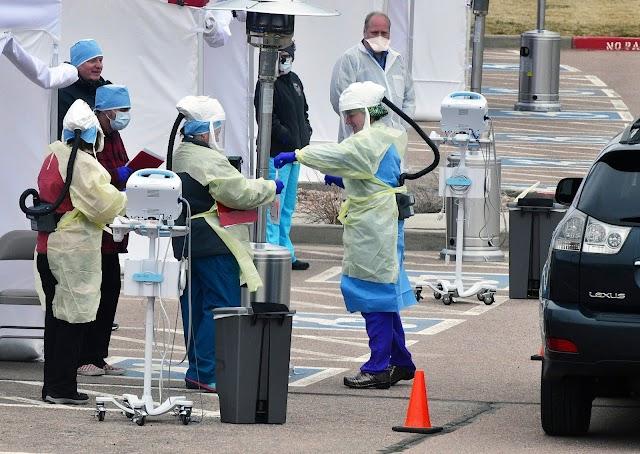 VIRGINIA. Los trabajadores de la salud se oponen a las prácticas de seguridad