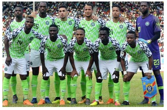 daa118506 23-man list of Super Eagles players for Russia 2018 World Cup ...