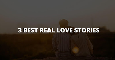 3 best heart touching real couple romantic love stories