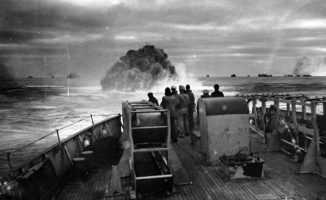 Pertempuran laut Perang Dunia II