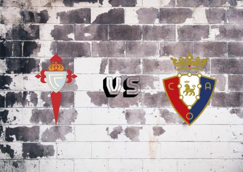 Celta de Vigo vs Osasuna  Resumen
