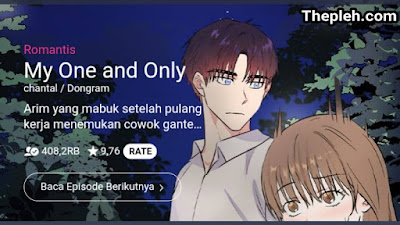 My one and only webtoon