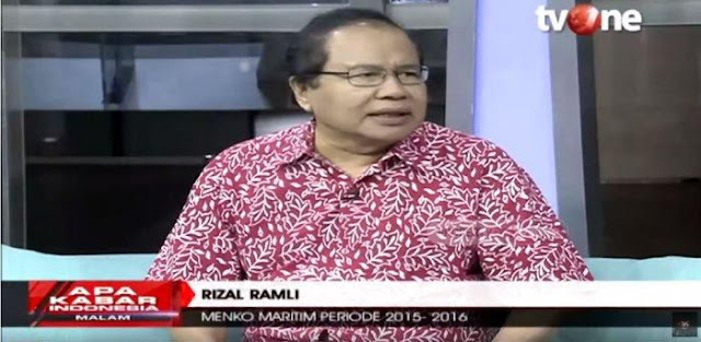 Rizal Ramli: Ahok Cuma Dramanya Gede, Kemampuannya Mengecewakan