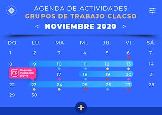 Agenda de CLACSO