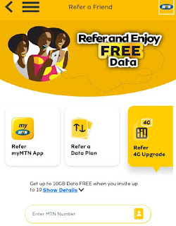 How To Get 10GB For Free On MTN NIGERIA