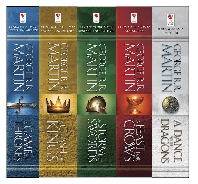 [Download] The A Song of Ice and Fire Series By George R.R. Martin PDF eBook
