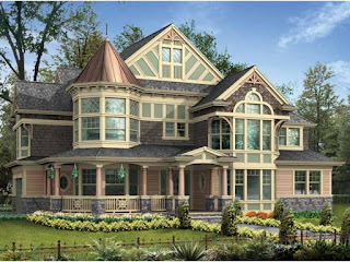 Victorian-House-Plans-Ideal