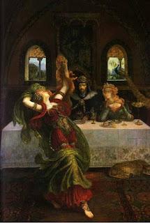Танцът на дъщерята на Иродиада
