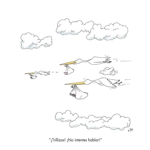 Humor en cápsulas. Para hoy lunes, 2 de enero de 2017