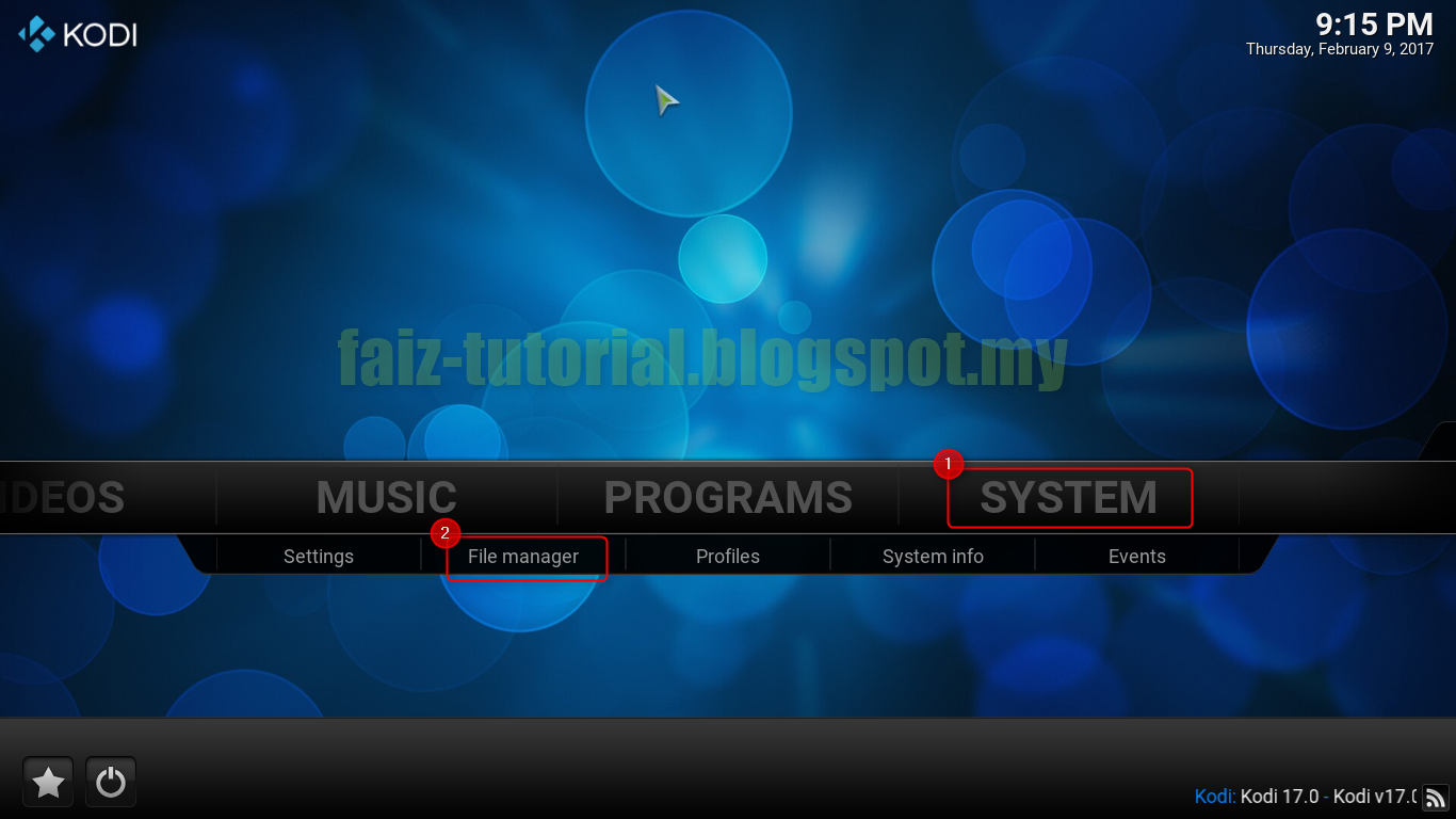 how to add ares repot to.kodi
