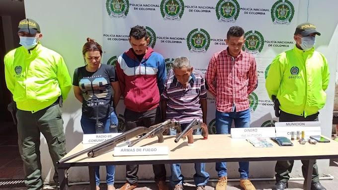Fueron siete los capturados en allanamientos en El Banco, Santa Ana y Pijiño, presuntos integrantes de las bandas 'los acuamanes' y 'los monacos'