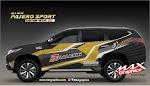 Laa new pajero sport racing