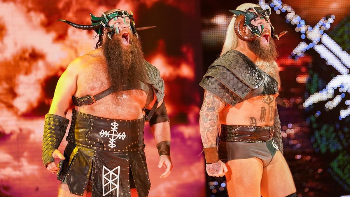 Viking Raiders provocam possível retorno no WWE SmackDown