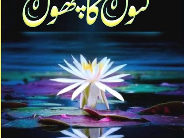 Kanwal Ka Phool Novel Say Iqtibas - Is Pori Kainat