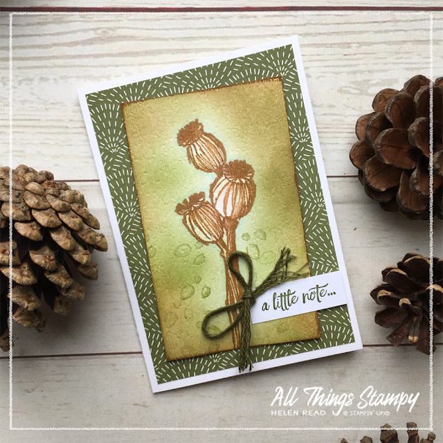 Enjoy the Moment Stampin Up card ideas