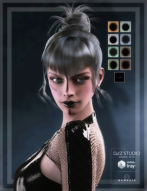 Illicites for Genesis 3 Female