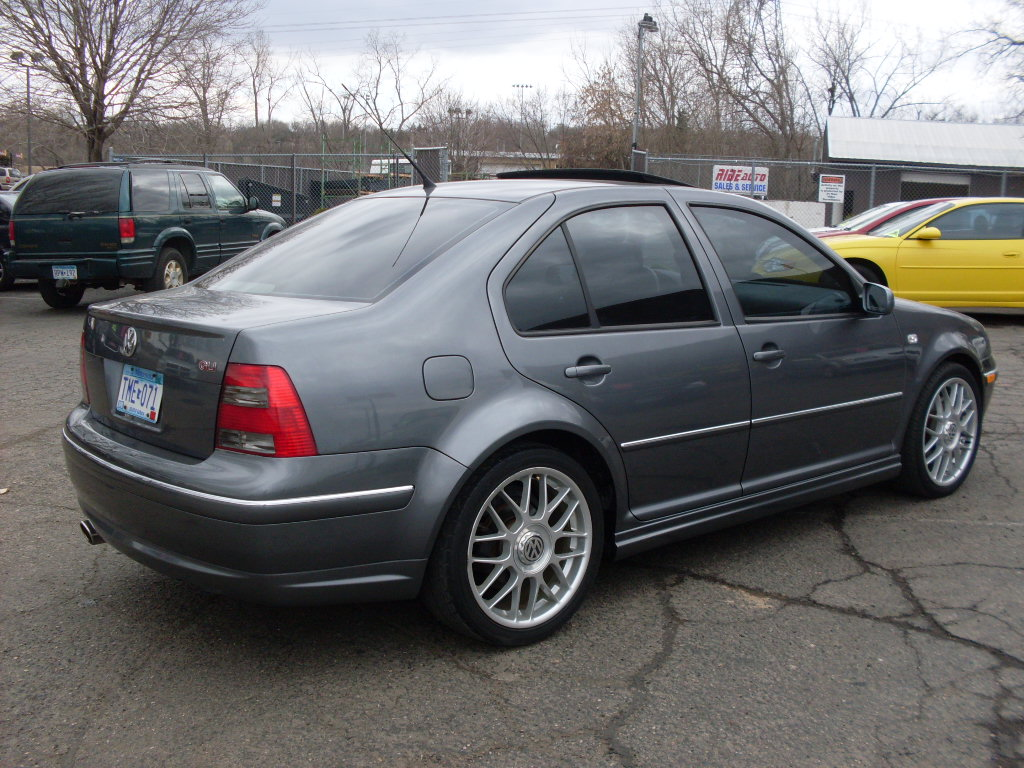 2004 Chevrolet Trailblazer >> Ride Auto: 2005 VW GLI