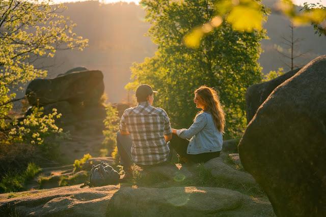 Kästeklippentour und Sonnenuntergang im Harz | Wandern in Bad Harzburg 13