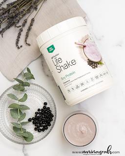 Manfaat dan Kebaikan Buah Elderberry Pada Life Shake Protein