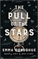 The Pull of the Stars by Emma Donoghue (Book cover)