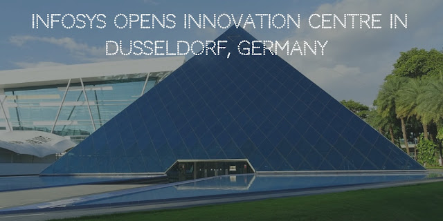 Infosys opens innovation centre in Dusseldorf, Germany
