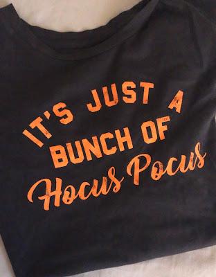 hocus pocus-target t-shirt