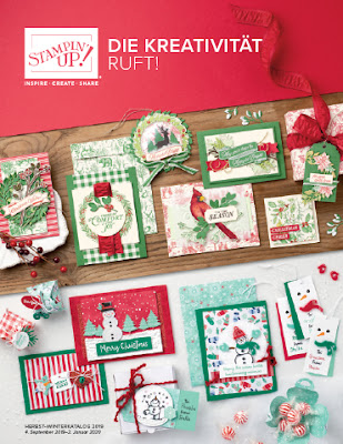 Stampin Up Herbst-Winter-Katalog 2019 PDF Download