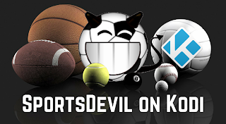 Install SportsDevil Addon on Kodi