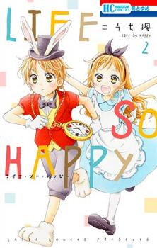 Life So Happy Manga