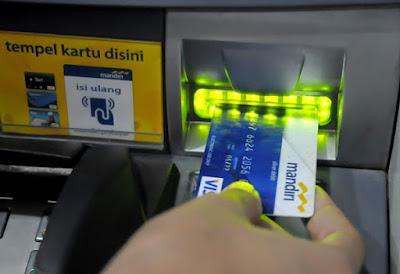 Khasiat dari blokir atm bank merupakan untuk menjaga privasi atau kerahasiaan nasabah 4 Tutorial Blokir ATM Bank Mandiri atau Bank Mandiri Syariah