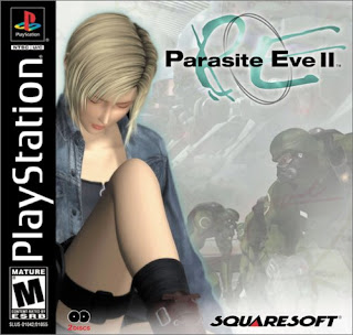 Parasite Eve 2 cover