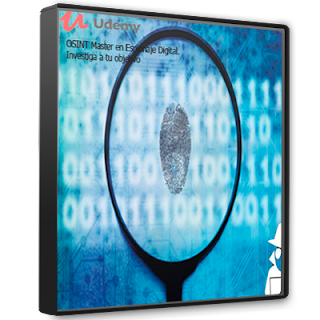 Udemy - OSINT Master en Espionaje Digital. Investiga a tu objetivo