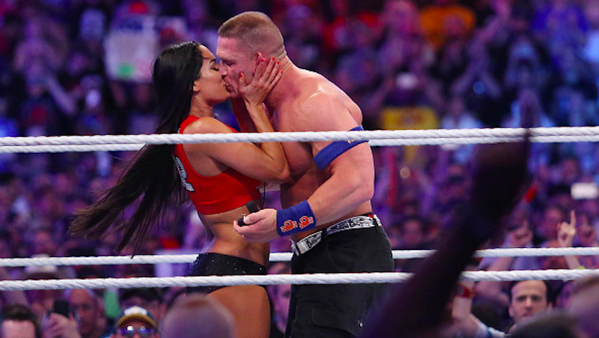 John Cena Le Propone Matrimonio A Nikki Bella En