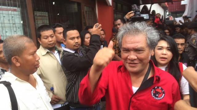 Ketua PDI P Sumut Japorman Saragih Ditetapkan KPK Jadi Tersangka Suap Gatot