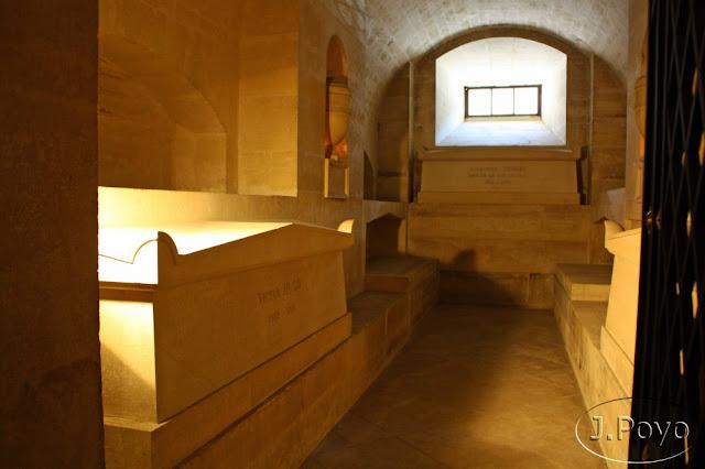 Cripta del Panteón de Paris