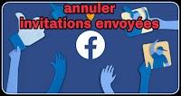 Comment annuler toutes les invitations envoyées non acceptées sur Facebook depuis l'ouverture de votre compte Facebook