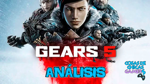 Análisis review Gears 5