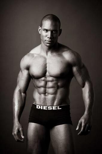 Fitness Models On Instagram Overtaking Celebrities As Role: Roger Snipes- Male Fitness Model