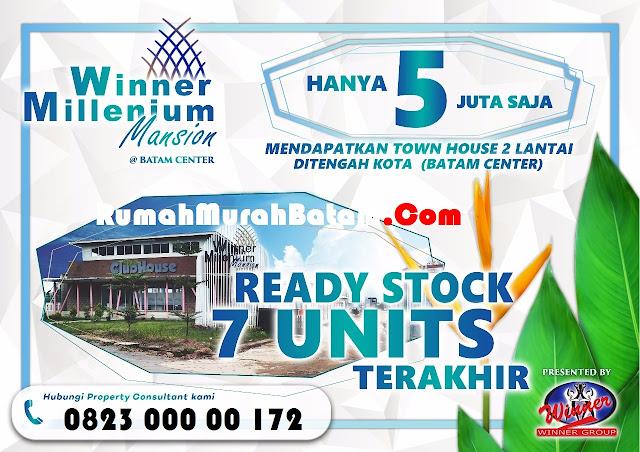 rumah murah batam rumahmurahbatam.com winner millenium mansion